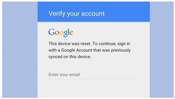 google account lock apk