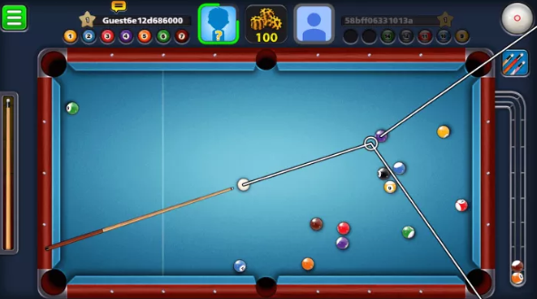 8 ball pool long line hack apk for Android Updated 100% ...